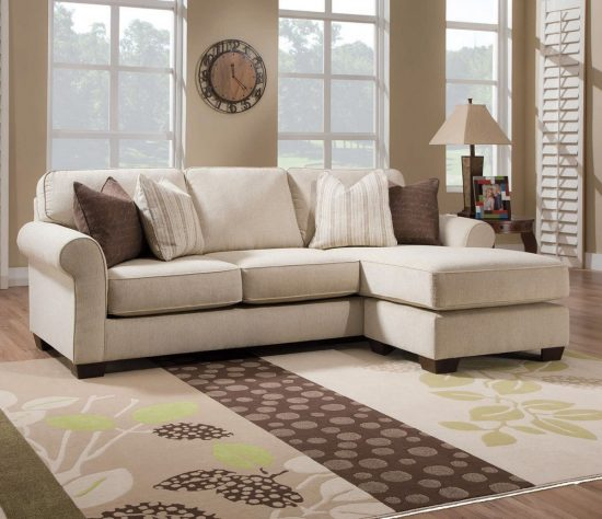 Catch The Eyes By One Of  Sectional Sofas For Small Spaces