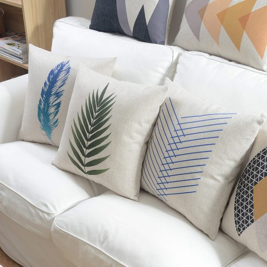 Add your unique touch with 2016 creative sofa cushions