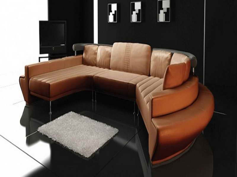 Catch the eyes by one of 2016 sectional sofas for small spaces