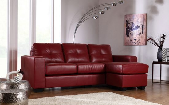 The lazy man's guide to leather sofa furniture