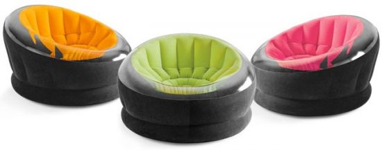 5 Things You Should Know About Inflatable Furniture Vs