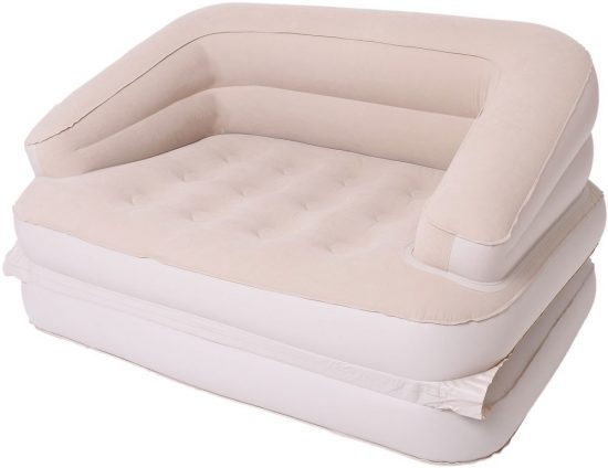 5 things you should know about Inflatable Furniture vs Conventional Furniture