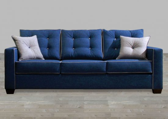 2018 Blue Sofa A Trendy And Magical Choice For Your