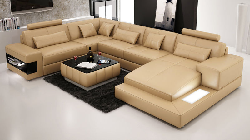 All You Want To Know About Leather Corner Sofas 15 Couches Sofa