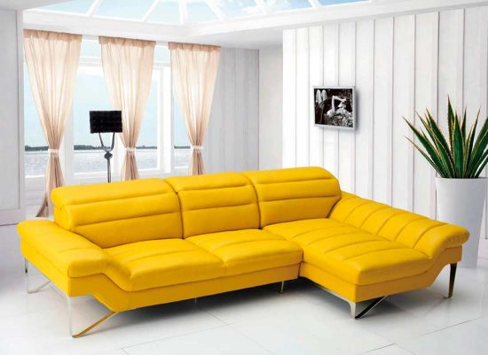 23 Charming Beige Living Room Design Ideas To Brighten Up: Brighten Up Your Living Room With 2018 Stunning Yellow Sofa