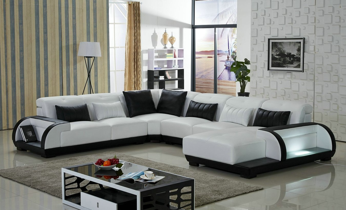 Get The Best Sofa Ever From 2017 Italian Leather Set Available