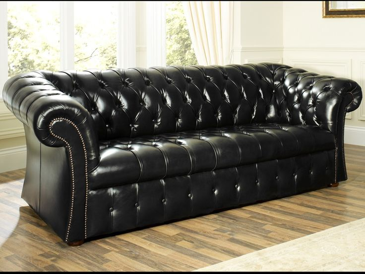 how to clean your black leather sofa 4 couches sofa. Black Bedroom Furniture Sets. Home Design Ideas