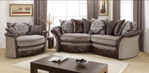 Leather Vs Fabric Sofas? Here is the guide