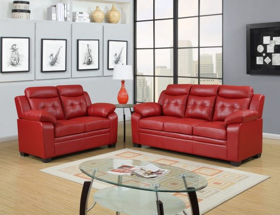 Make A Bold Statement In Your Living Area With 2018 Red