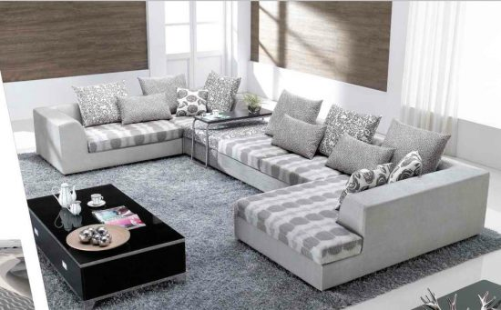Make a great statement in your living area by a Designer Sofa