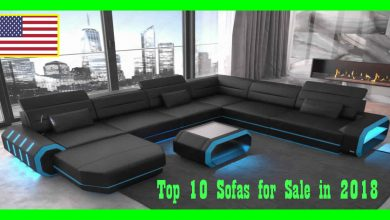 Top 10 Sofas for Sale in 2018