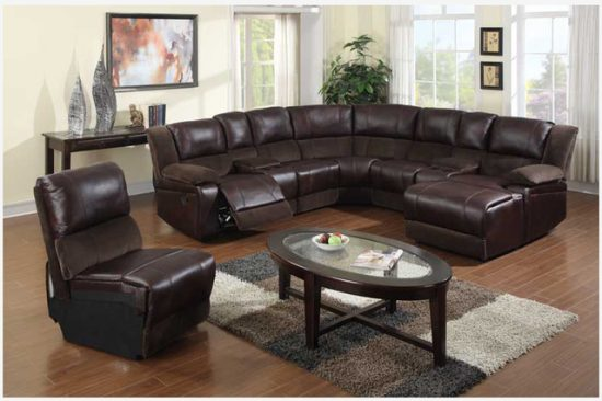 Ultimate Guide about Reclining Sectional Sofa