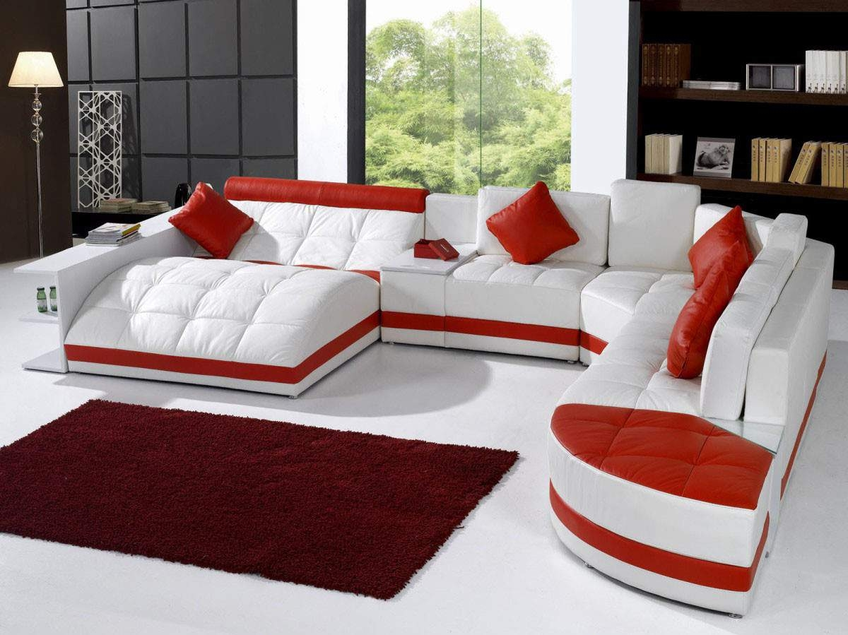 Exceptionnel What Are The Different Types Of Modern Sofas ?   Modern Sectional Sofa,  Modern Sofa