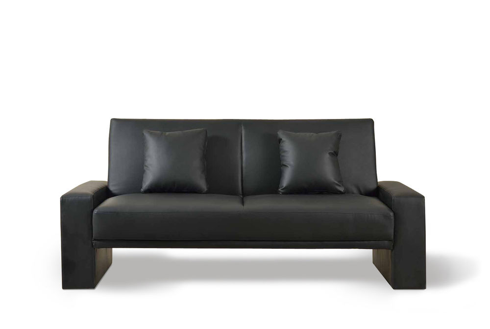 Swell 2016 Black Leather Sofa Beds A Charm And Classic Feel With Andrewgaddart Wooden Chair Designs For Living Room Andrewgaddartcom