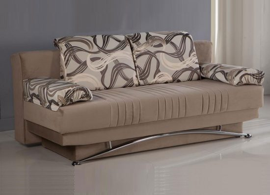 Full-size sofa bed a great solution for today's homes
