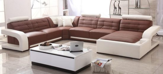 Different kinds of sofa set for living rooms