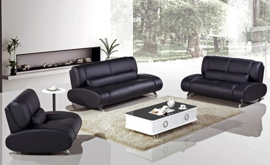 2018 Contemporary Leather Sofas