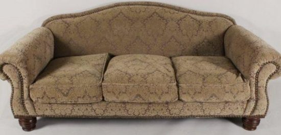 Camelback Sofa A Classic Design with a Stylish Touch
