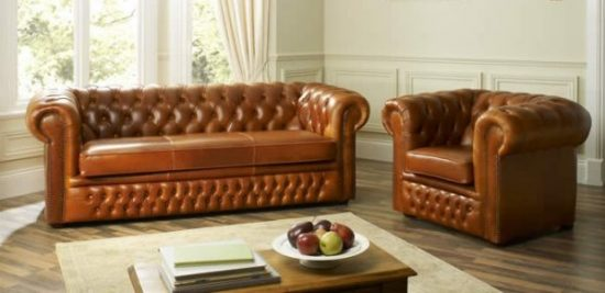 2017 Vintage Leather Sofas for classic nostalgic elegance in today's homes