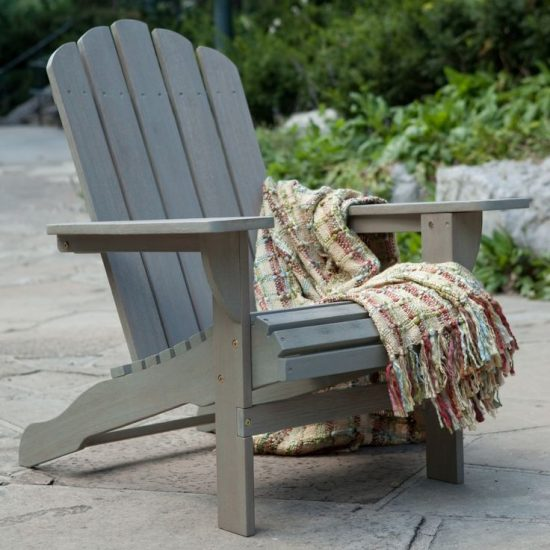 Adirondack Chair Your Way To Create An Outdoor Seating Area