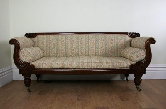 Antique Sofa Bed Antique Victorian Sofa Set Bed Thesofa