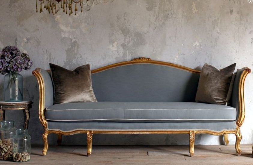 Delicieux Best Of Antique Couch, Sofa And Settee Styles U2013 Bring Back The Good Old Days
