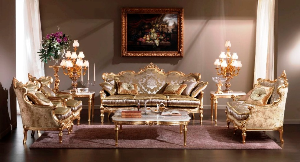 Best of Antique Couch, Sofa and Settee Styles - Bring Back the Good Old Days!