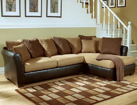 Leather Sofa & Fabric Sofa –Reasons to Fall in Love with Both