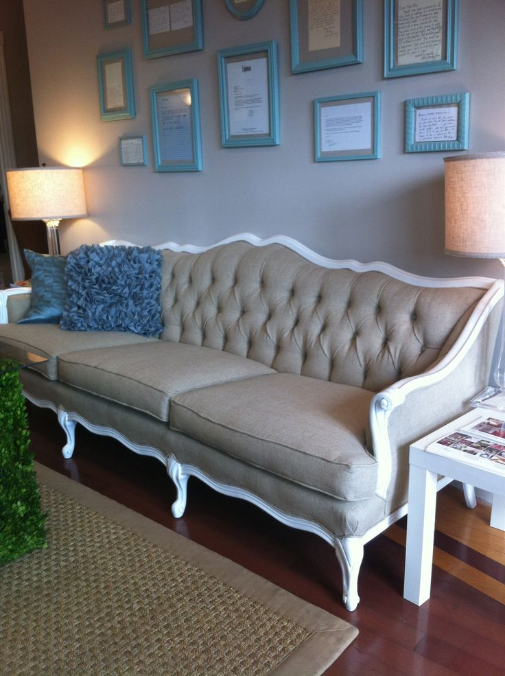Outstanding Antique Couch Sofa And Settee Styles It S Old Furniture Time To Shine