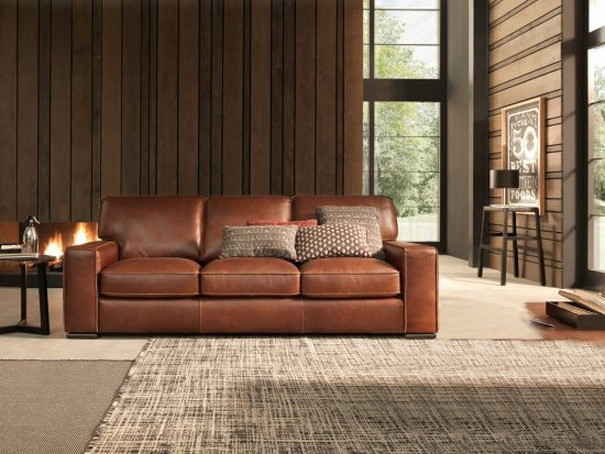 Charmant The Best Leather Sofas For Best Elegantly Comfortable Experience In 2017