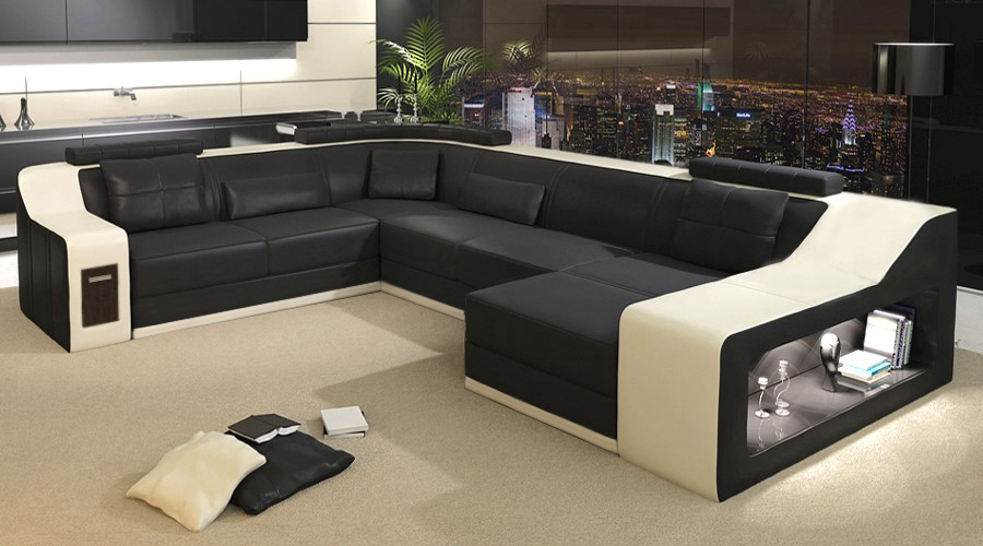 5 Corner Sofa Designs to Affect the Look and Function of ...