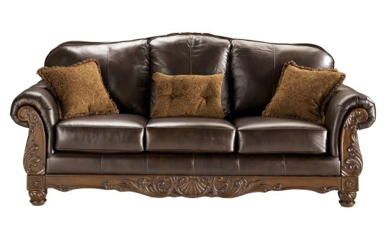 A Brown Leather Sofa's Effect in Your Living Room