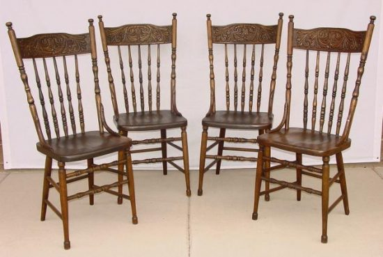 - Antique Press-Back Chair Designs You Will Admire