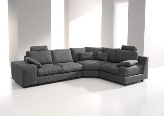 Eye Catching Modular Sofa Designs for a Unique Modern Studio Apartment