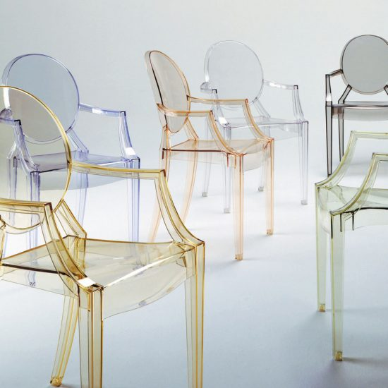 Ghost Chair: Playful and Unusual Designs for Your Living Space