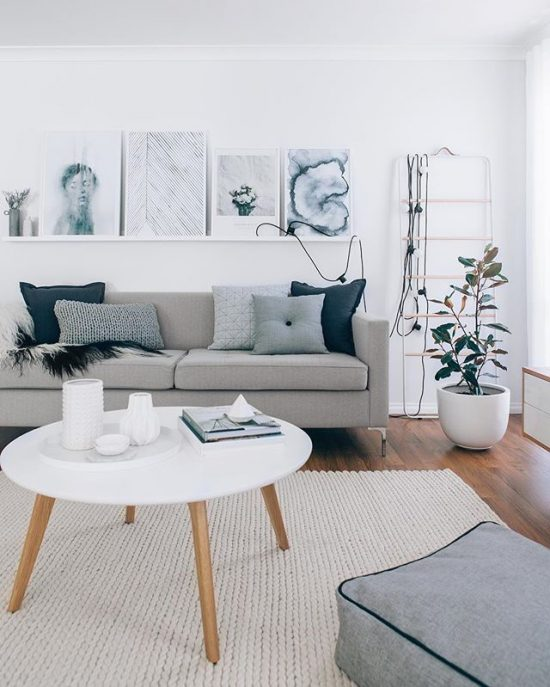 How to Make the Best Use of a Sofa in Your Small Living Space