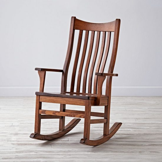Rocking Chair Enhance The Peaceful Look Of Your Space