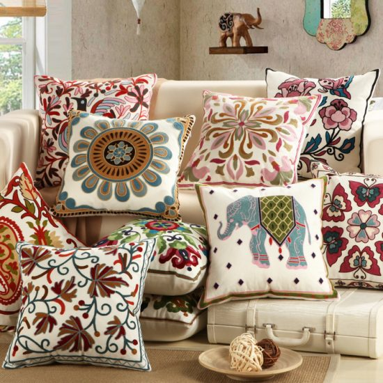 Types of Cushions: All of What You Need to Know about Them