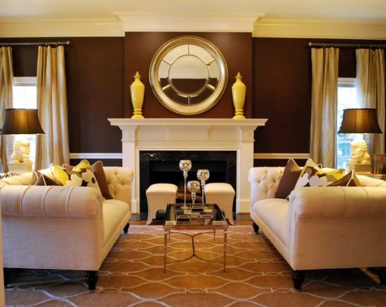You Really Need Such Chair Types in Your Formal Living Room