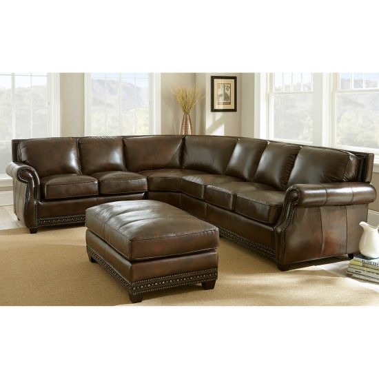 Sofas For Sale Online: Best Leather Sectional Sofa For Sale In 2018 Market