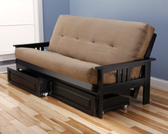 Futon sofa beds; Smart solution for saving money and space
