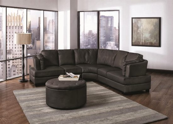 Get a cozy living space with the comfiest sectional sofas in 2017