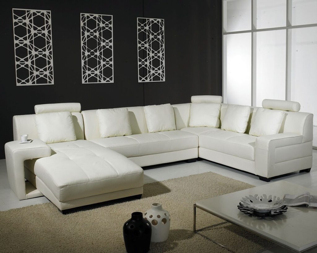 Get A Cozy Living Space With The Comfiest Sectional Sofas In