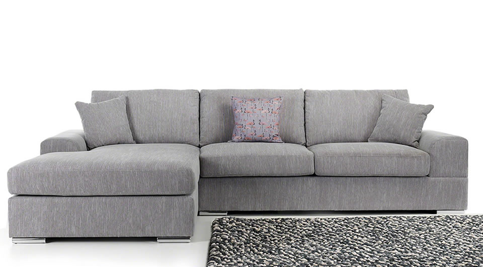 Gray corner sofas; lead you to trendy fashionable world 12 ...