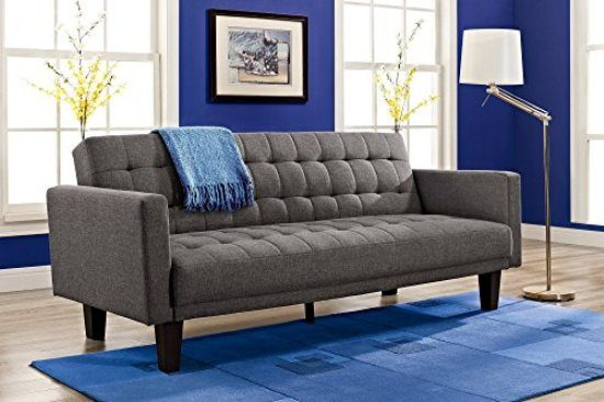 What about trying a click clack sofa bed for your living space!