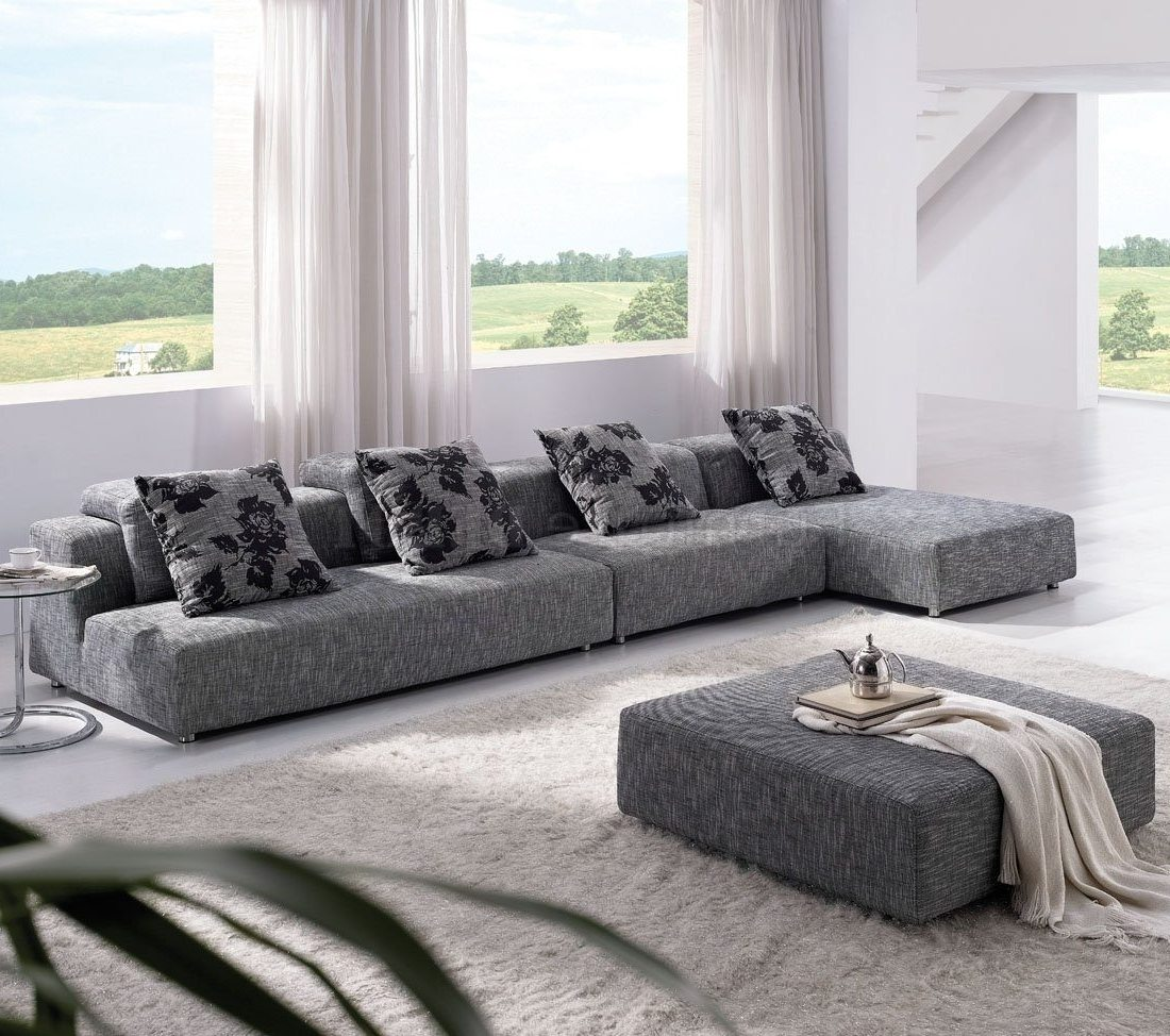 2017 Contemporary Sectional Sofas a luxury elegant look with ...