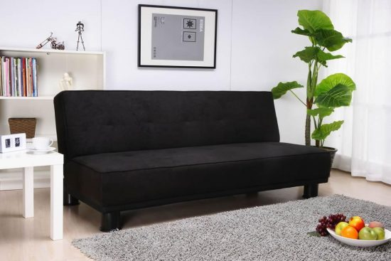 ... 2017 Black Fabric Sofa Beds What You Need To Know ...