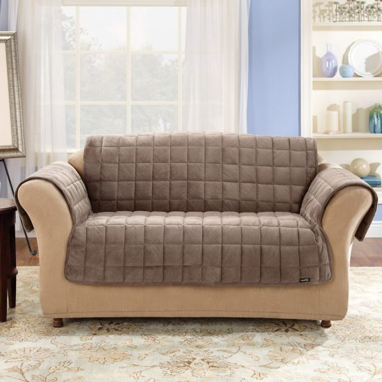Accessorize with sofa armrest covers for maximum protection and style