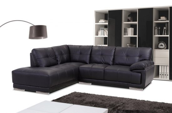 Black corner sofas a perfect mix of luxury comfort style for 2017 homes