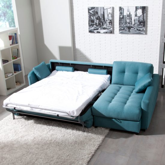 Chesterfield sofa beds give your home elegance class and dual-functionality with comfort